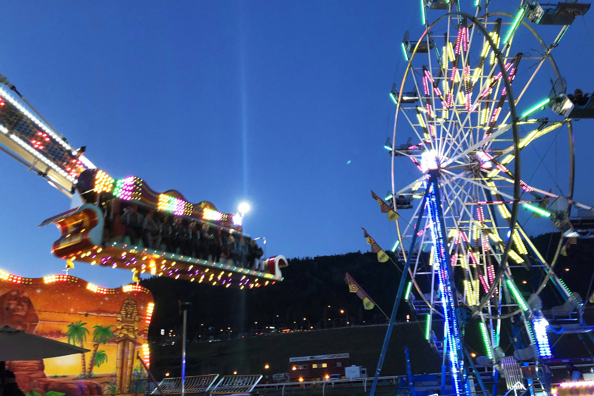 West Coast Amusements suspends parks, events in B.C. due to COVID-19 concerns